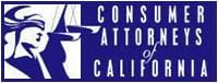 Logo Of Consumer Attorneys Of California